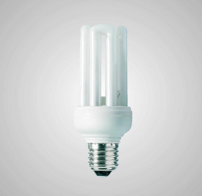 Úsporná kompaktní zářivka ECOLINES (ECO-4 13W)