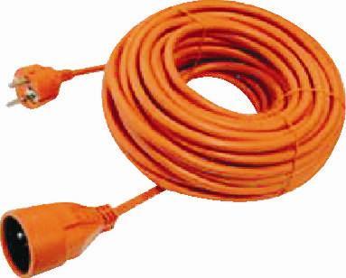 Prodlužovací kabel – přívod - spojka (30 metrů).