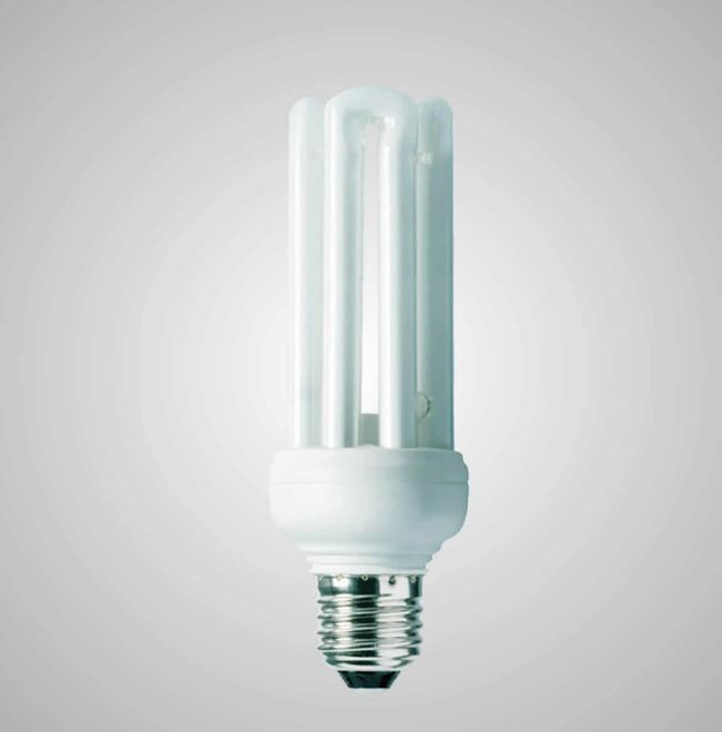 Úsporná kompaktní zářivka ECOLINES (ECO-4 20W)