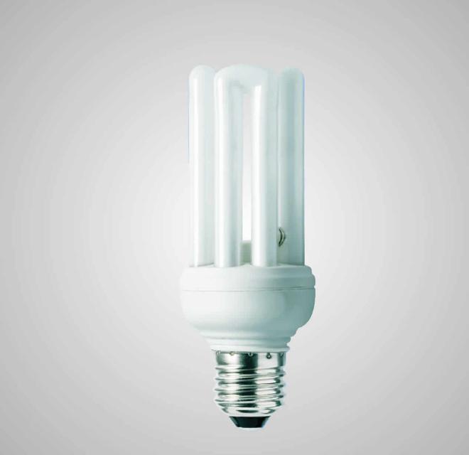 Úsporná kompaktní zářivka ECOLINES (ECO-4 15W)