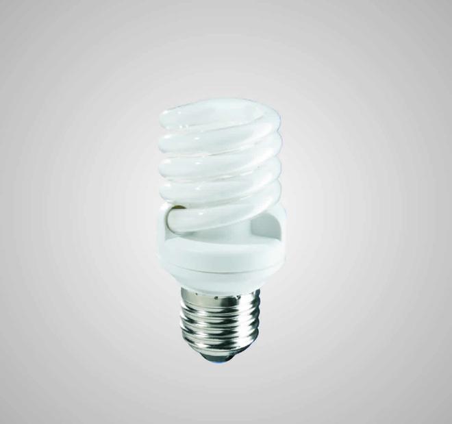 Úsporná kompaktní zářivka ECOLINES (ECO-S 15W)